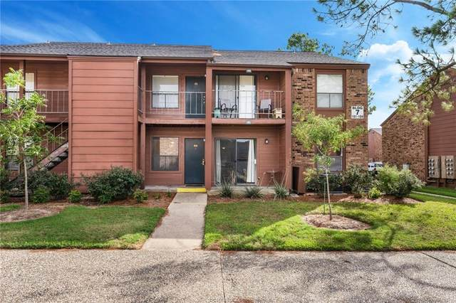 904 University Oaks #101, College Station, TX 77840 (MLS #20013215) :: Treehouse Real Estate