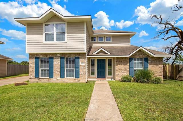 4009 Southern Trace Court, College Station, TX 77845 (MLS #20013218) :: Chapman Properties Group