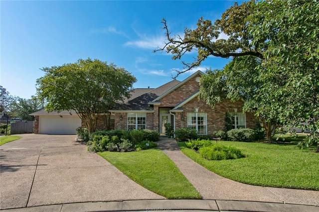 804 Coral, College Station, TX 77845 (MLS #20013221) :: My BCS Home Real Estate Group