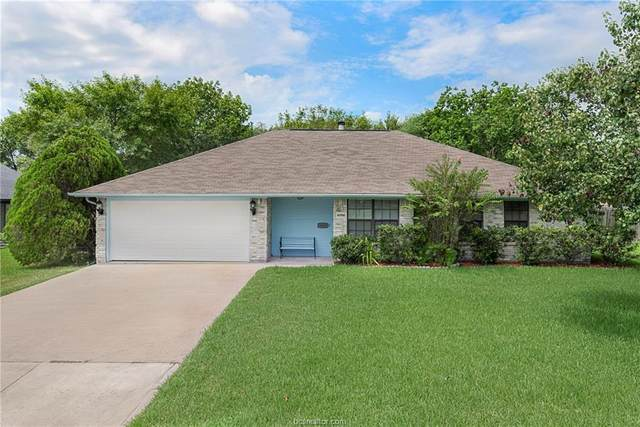 4006 Tiffany Trail, College Station, TX 77845 (MLS #20013234) :: Cherry Ruffino Team