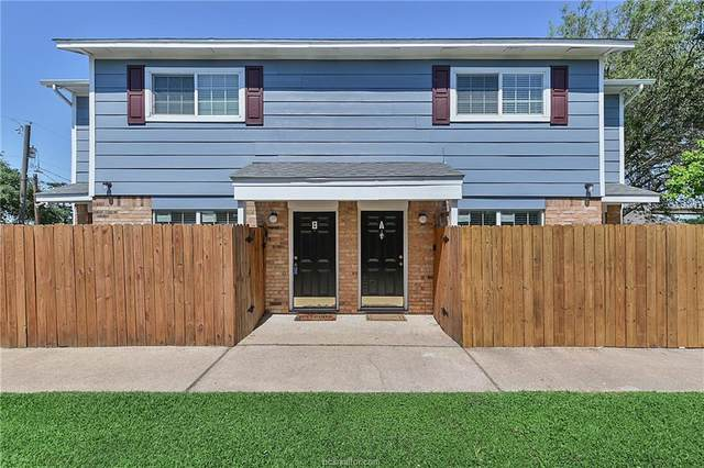 1807 Treehouse Trail A, College Station, TX 77845 (MLS #20013246) :: Cherry Ruffino Team