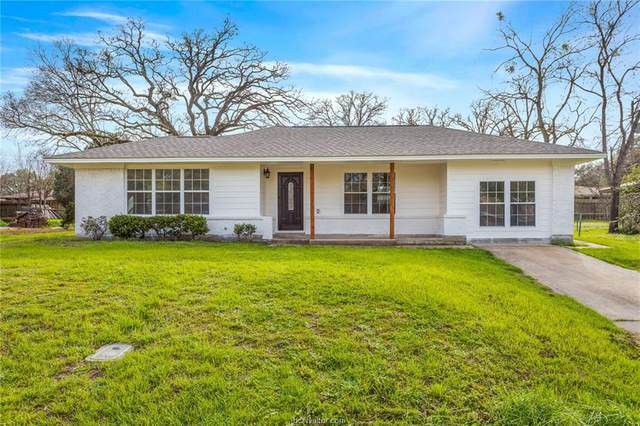 2008 Wayside Drive, Bryan, TX 77802 (MLS #20013271) :: My BCS Home Real Estate Group