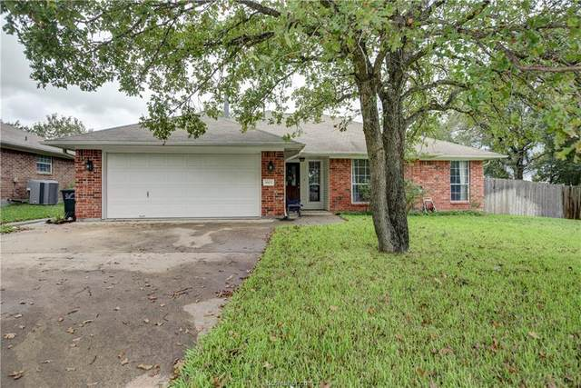 1603 Kernstown Lane, College Station, TX 77845 (MLS #20013272) :: Cherry Ruffino Team