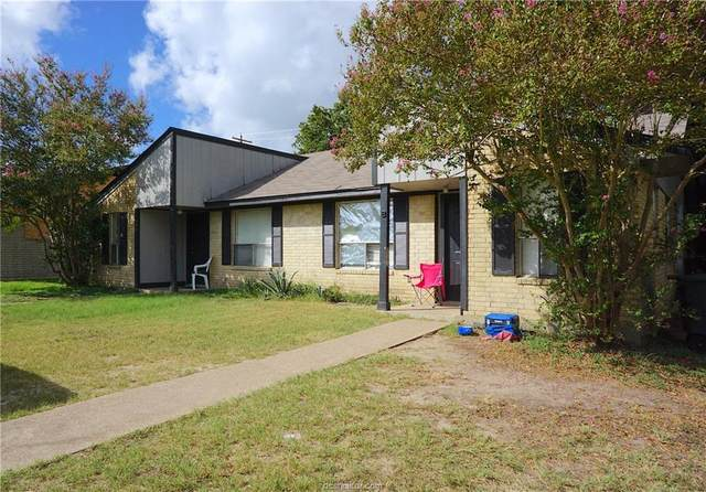 3406 Leon Street, Bryan, TX 77801 (MLS #20013273) :: RE/MAX 20/20