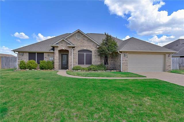 2912 Alba Court, Bryan, TX 77808 (MLS #20013275) :: Treehouse Real Estate