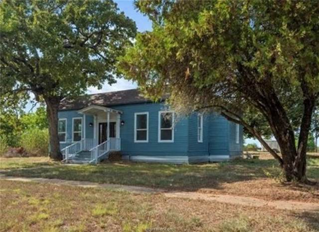 507 E Logan Street, Calvert, TX 77837 (MLS #20013305) :: NextHome Realty Solutions BCS