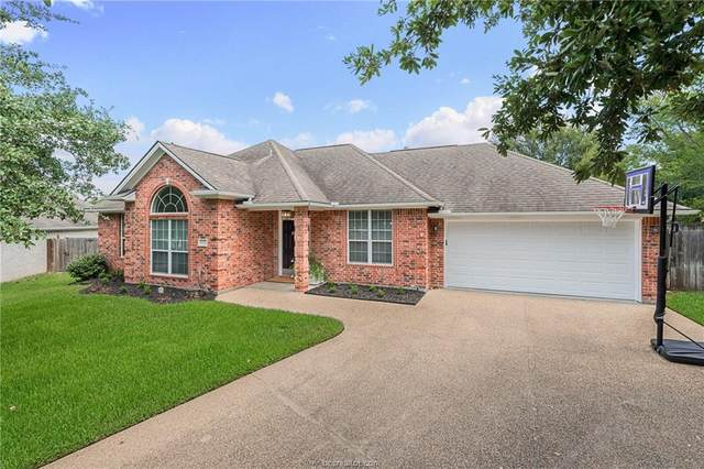 4422 Pickering Place, College Station, TX 77845 (MLS #20013308) :: Chapman Properties Group
