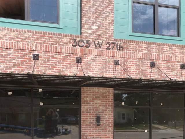 305 W 27th Street #116, Bryan, TX 77803 (MLS #20013311) :: Cherry Ruffino Team
