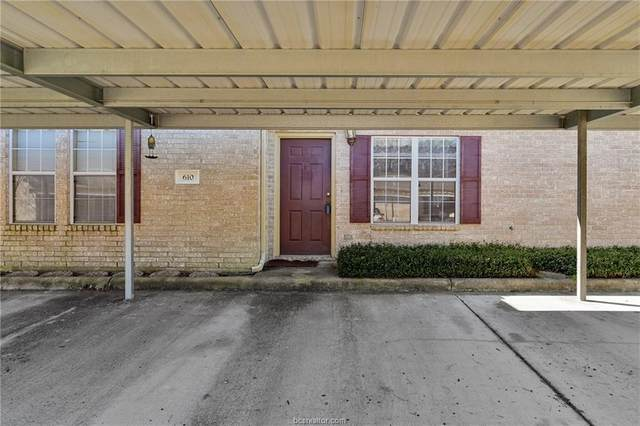 610 Townplace Drive, College Station, TX 77840 (MLS #20013324) :: Cherry Ruffino Team