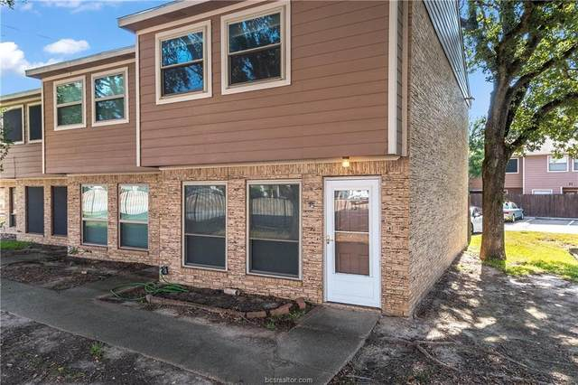 2807 Wildflower Drive #13, Bryan, TX 77802 (MLS #20013333) :: The Lester Group