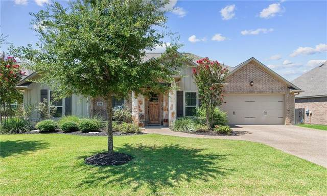 4308 Hadleigh Lane, College Station, TX 77845 (MLS #20013353) :: Cherry Ruffino Team