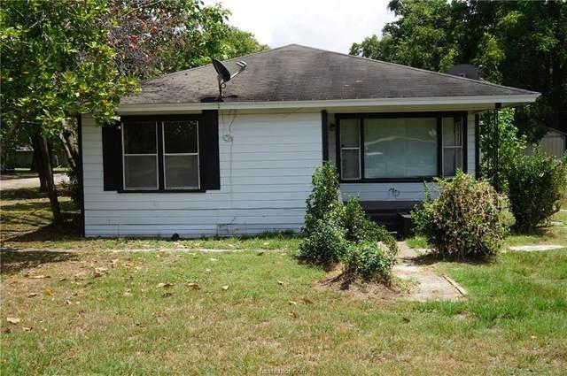 510 W Seventh Street, Hearne, TX 77859 (MLS #20013357) :: Treehouse Real Estate