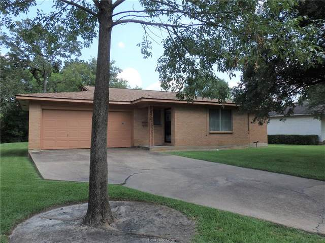 823 Vine Street, Bryan, TX 77802 (MLS #20013358) :: NextHome Realty Solutions BCS