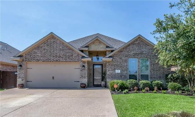 4276 Rock Bend Drive, College Station, TX 77845 (#20013363) :: First Texas Brokerage Company
