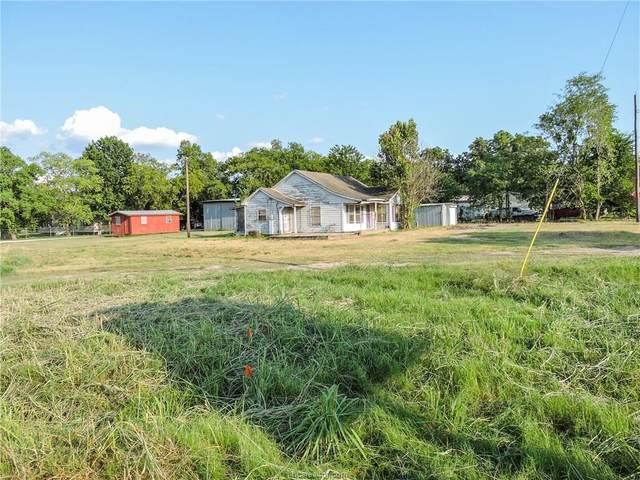 103 Crete Street, Normangee, TX 77871 (MLS #20013374) :: Treehouse Real Estate