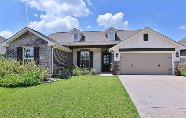 2714 Wardford, College Station, TX 77845 (MLS #20013395) :: NextHome Realty Solutions BCS