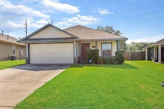 1284 Cottage Grove Circle, Bryan, TX 77801 (MLS #20013403) :: Cherry Ruffino Team