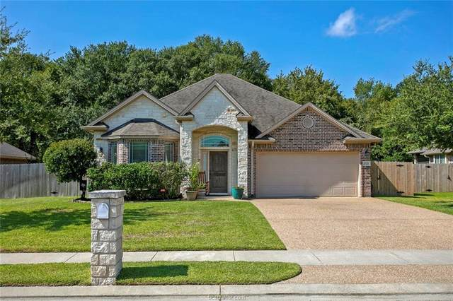 2709 Colony Village Drive, Bryan, TX 77808 (MLS #20013430) :: NextHome Realty Solutions BCS