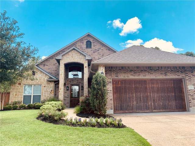 3220 Walnut Creek Court, Bryan, TX 77807 (MLS #20013437) :: The Lester Group