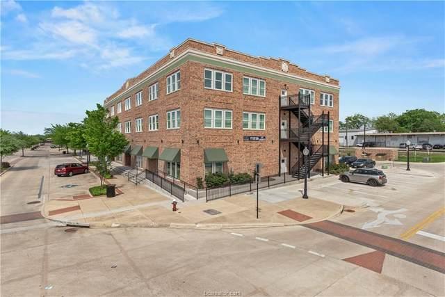 401 N Main Street #108, Bryan, TX 77803 (MLS #20013444) :: Cherry Ruffino Team