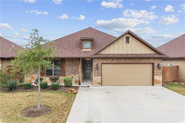 3009 Papa Bear Drive, College Station, TX 77845 (MLS #20013447) :: RE/MAX 20/20