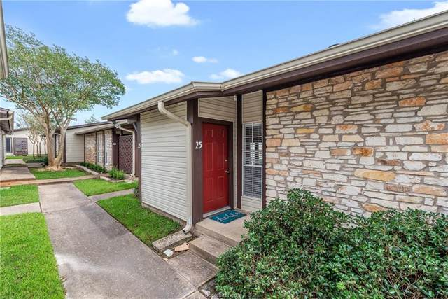 2100 Windsor Drive #25, Bryan, TX 77802 (MLS #20013459) :: Treehouse Real Estate
