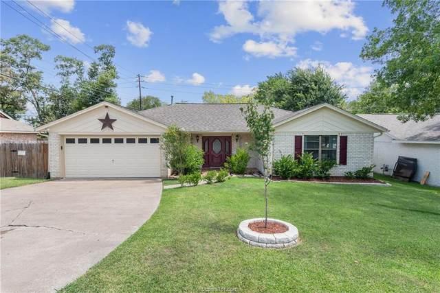 4031 Green Valley Drive, Bryan, TX 77802 (MLS #20013482) :: RE/MAX 20/20