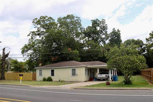 520 E Blackshear St Street, Navasota, TX 77868 (MLS #20013491) :: Cherry Ruffino Team