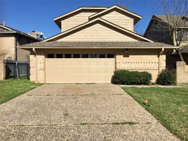 2918 Broadmoor Drive, Bryan, TX 77802 (MLS #20013492) :: The Lester Group