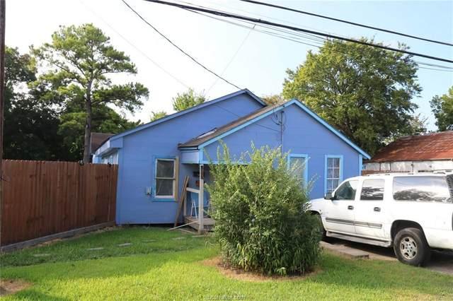 514 E Blackshear Street, Navasota, TX 77868 (MLS #20013493) :: Cherry Ruffino Team