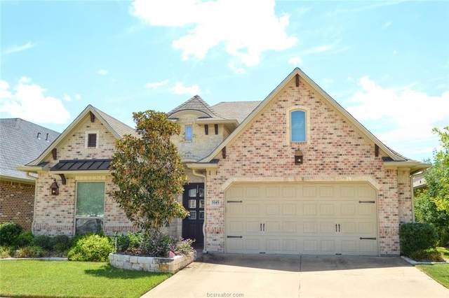 5145 Stonewater, College Station, TX 77845 (MLS #20013502) :: Chapman Properties Group