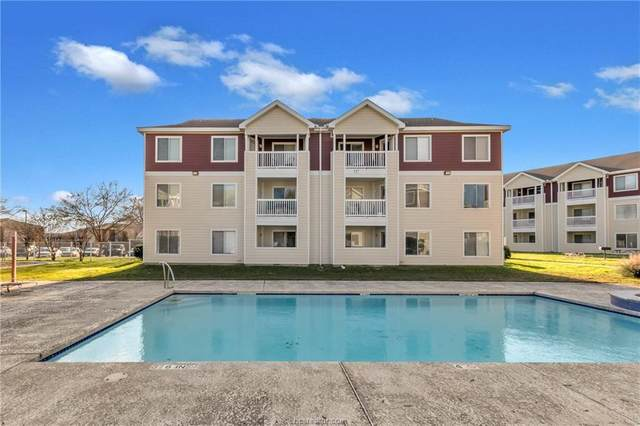 527 Southwest Parkway #204, College Station, TX 77840 (MLS #20013503) :: RE/MAX 20/20