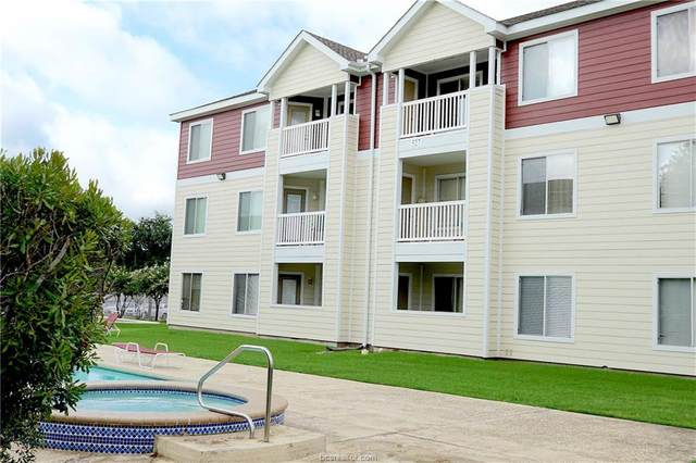 527 Southwest Parkway #101, College Station, TX 77840 (MLS #20013514) :: RE/MAX 20/20