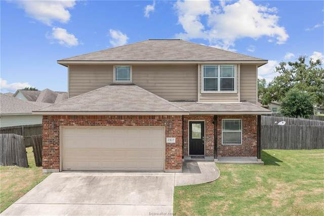 2817 Horseback Drive, College Station, TX 77845 (MLS #20013578) :: Cherry Ruffino Team