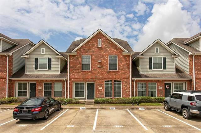 1001 Krenek Tap Road #2003, College Station, TX 77840 (MLS #20013590) :: Cherry Ruffino Team