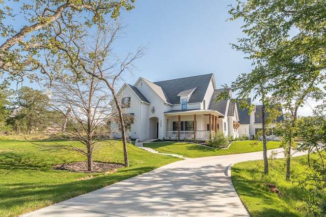 3000 Sandia Springs Cove, College Station, TX 77845 (MLS #20013642) :: NextHome Realty Solutions BCS