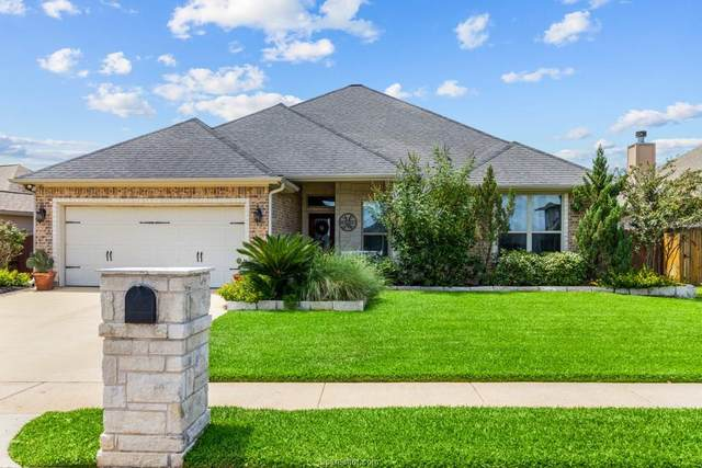 4008 Silver Brook Court, College Station, TX 77845 (MLS #20013696) :: Treehouse Real Estate
