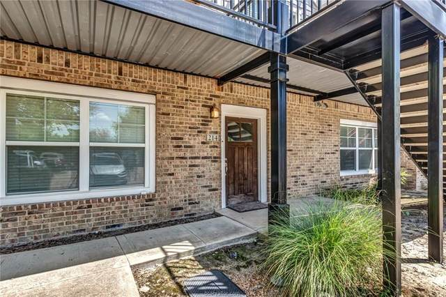 1725 Harvey Mitchell Parkway #214, College Station, TX 77840 (MLS #20013701) :: Treehouse Real Estate