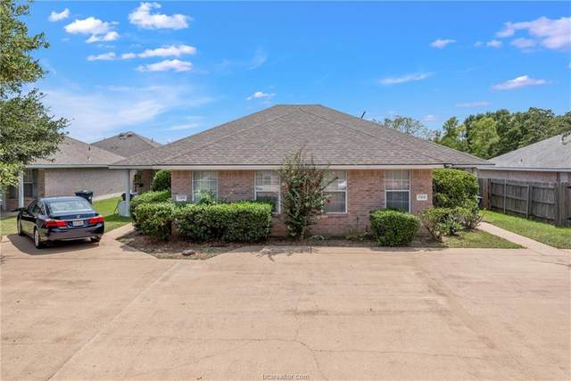 2304 Trace Meadows, College Station, TX 77845 (MLS #20013714) :: NextHome Realty Solutions BCS
