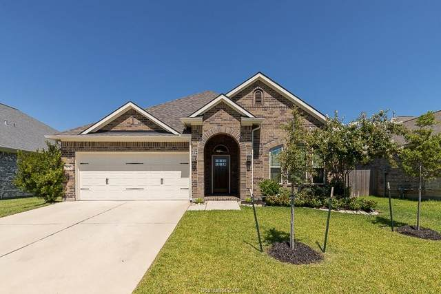 3087 Peterson Circle, Bryan, TX 77802 (MLS #20013741) :: NextHome Realty Solutions BCS
