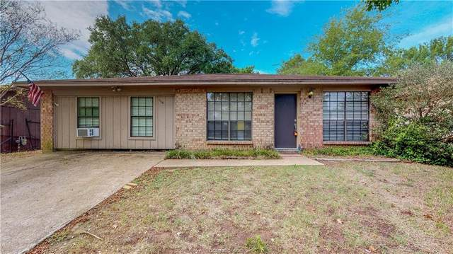 1114 Taurus Avenue, College Station, TX 77840 (MLS #20013766) :: Treehouse Real Estate