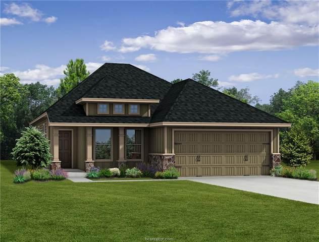 2026 Theresa Drive, Bryan, TX 77807 (MLS #20013811) :: Chapman Properties Group