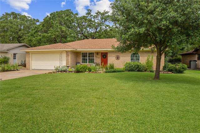 1311 Augustine Court, College Station, TX 77840 (MLS #20013814) :: Chapman Properties Group