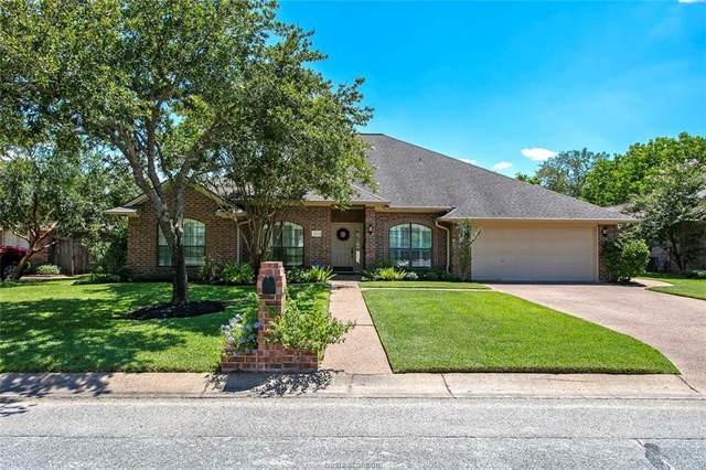 4604 Valley Brook Circle, College Station, TX 77845 (MLS #20013820) :: Chapman Properties Group