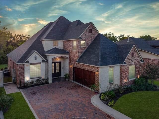 2312 Scotney Court, College Station, TX 77845 (MLS #20013851) :: NextHome Realty Solutions BCS