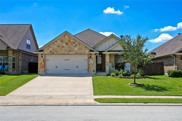 4016 Rocky Vista Drive, College Station, TX 77845 (MLS #20013859) :: Chapman Properties Group