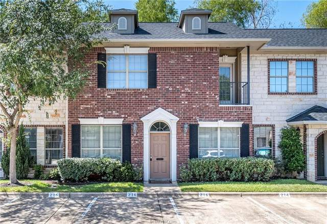 216 Forest Drive, College Station, TX 77840 (MLS #20013878) :: Treehouse Real Estate