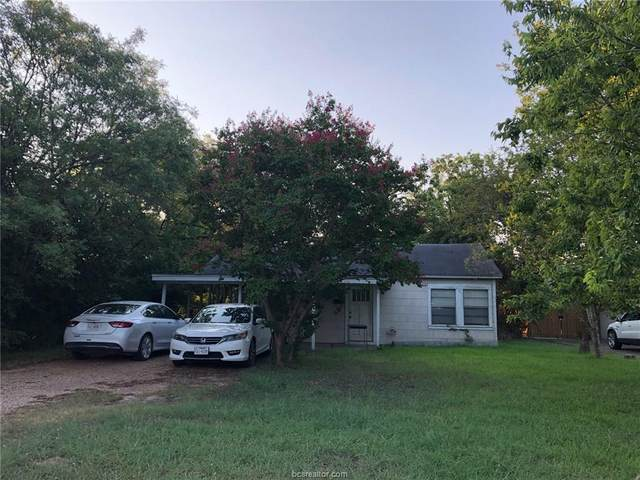 110 Moss Street Cs, College Station, TX 77840 (MLS #20013932) :: Treehouse Real Estate