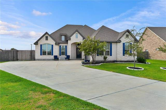 3440 Lockett Hall Circle, Bryan, TX 77808 (MLS #20013942) :: RE/MAX 20/20