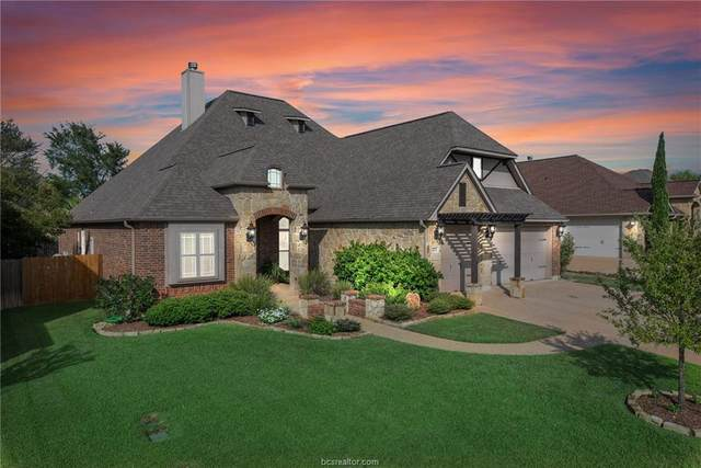 4311 Hadleigh Lane, College Station, TX 77845 (MLS #20013961) :: Chapman Properties Group